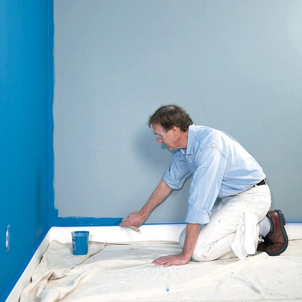 Charmant How To Paint A Room
