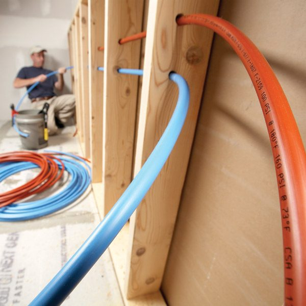 What is pex plus tips for using the family handyman