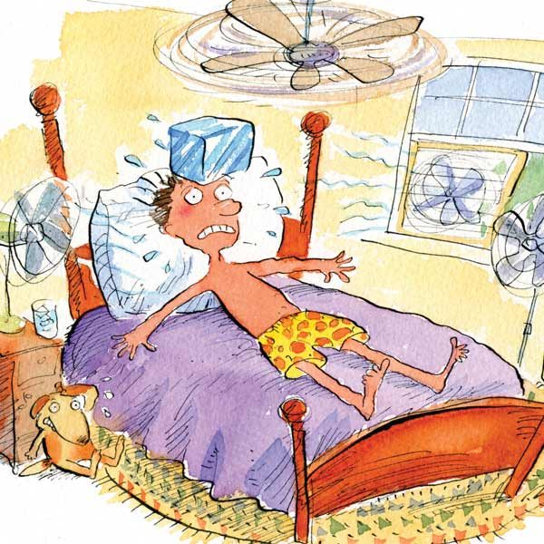 Home air cooling tips the family handyman - Cooling house without ac tips summer ...