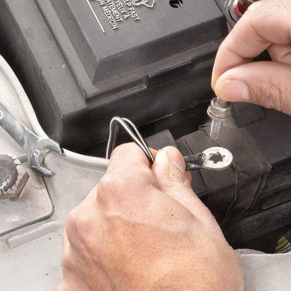 international 4700 headlight switch wiring diagram ford f 350 headlight switch wiring diagram 2011 f350 how to repair a dim headlight the family handyman #13