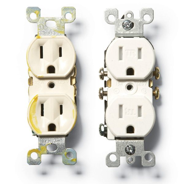 Electrical Receptacle Types