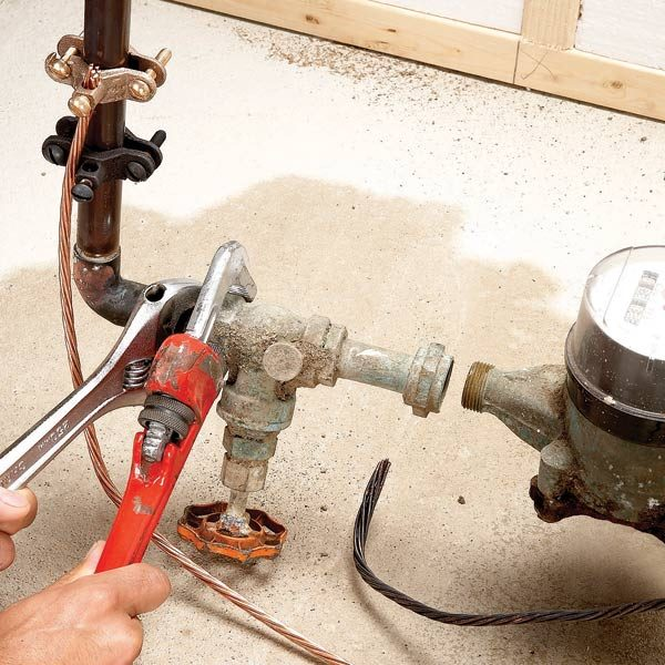 Home Repair How To Replace The Main Shut Off Valve The