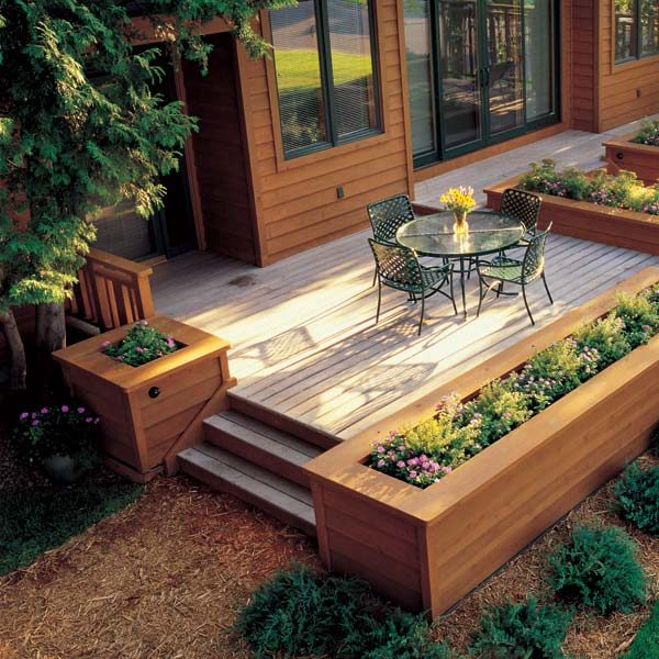 Great Deck with Planter Boxes Ideas 600 x 600 · 82 kB · jpeg