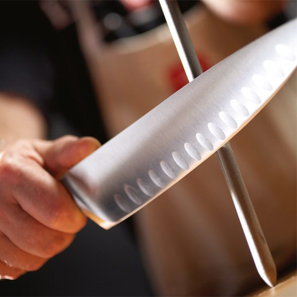 delightful Proper Way To Sharpen A Kitchen Knife #6: How to Sharpen Knives