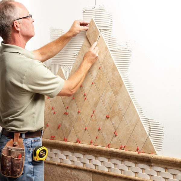 Tile Installation Tips From A Tile Expert The Family Handyman