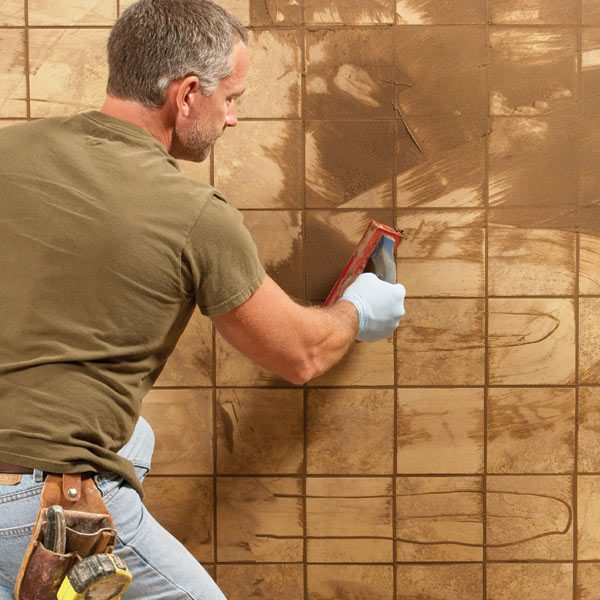 Grouting Tips And Techniques The Family Handyman