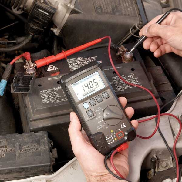 How To Test An Alternator The Family Handyman