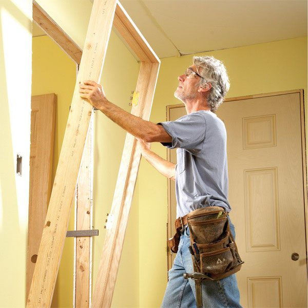 Tips For Hanging Doors The Family Handyman