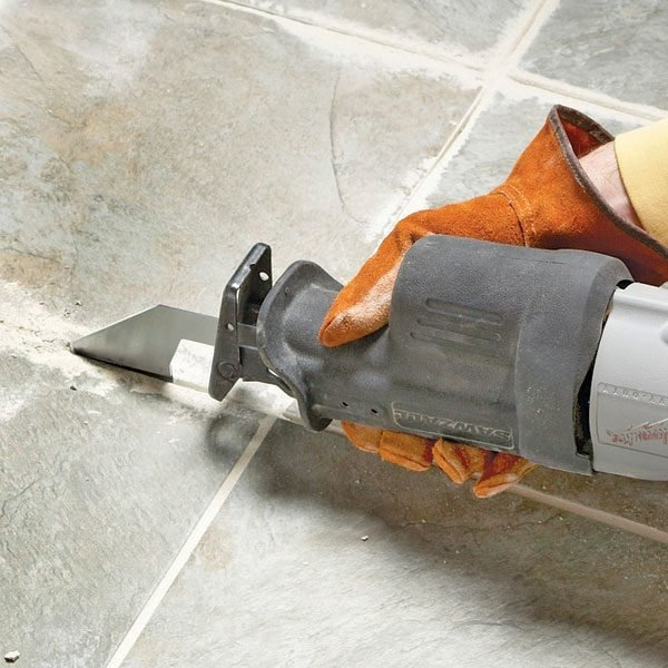 Removing Ceramic Floor Tile >> Tips for Removing Grout | The Family Handyman