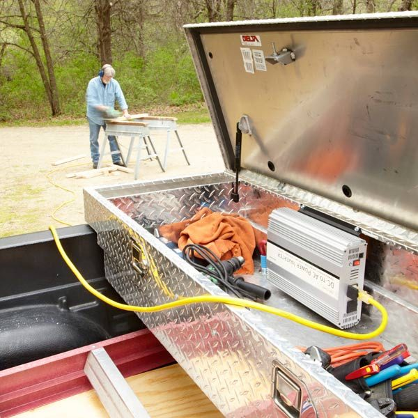 How To Turn Your Truck Into A Generator The Family Handyman