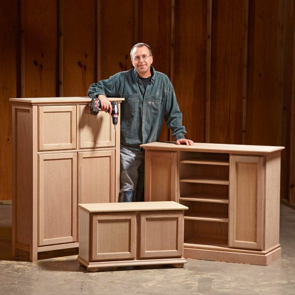 Kitchen Cabinet Plans Woodworking: The Family Handyman