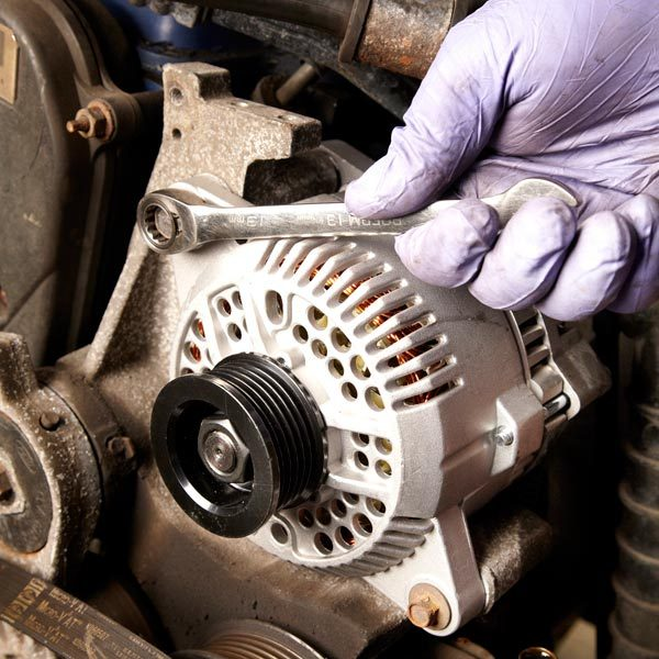 How To Replace An Alternator The Family Handyman