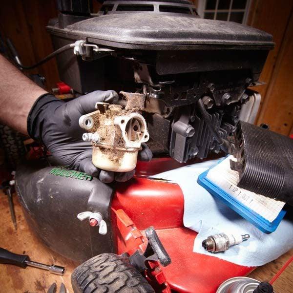 Lawn Mower Won 39 T Start The Family Handyman