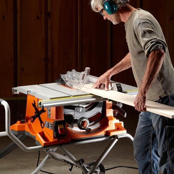 Portable table saw reviews the family handyman portable table saw reviews greentooth Image collections