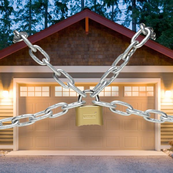 Garage security tips the family handyman for Garage basics
