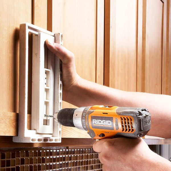 How to Install Cabinet Hardware: The Family Handyman