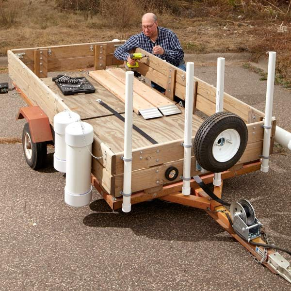 Utility Trailer | The Family Handyman