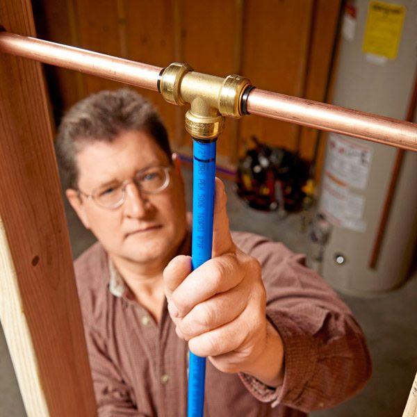 How To Join Dissimilar Pipes The Family Handyman
