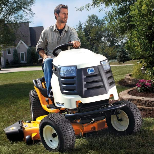 Riding Lawn Mower Reviews The Family Handyman