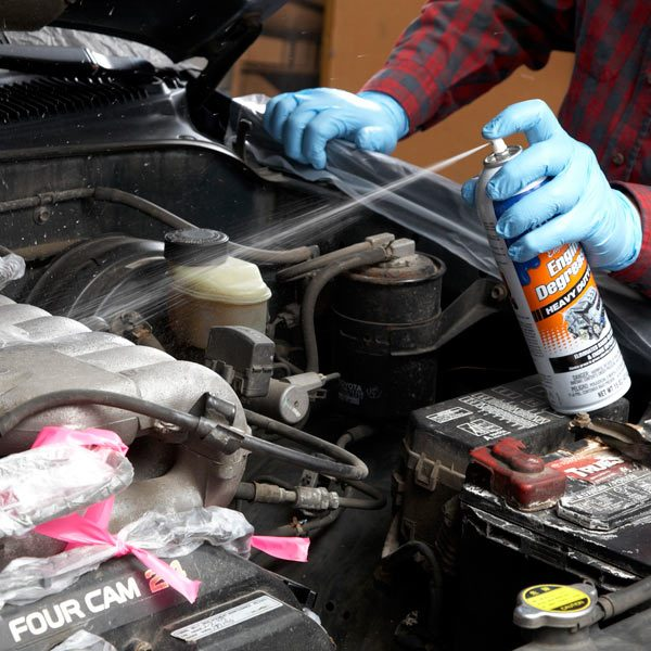 How to Clean an Engine | The Family Handyman