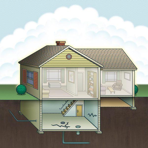 What Is Radon The Family Handyman