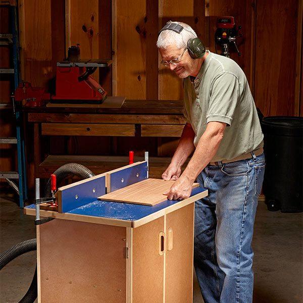 Router Table Plans The Family Handyman