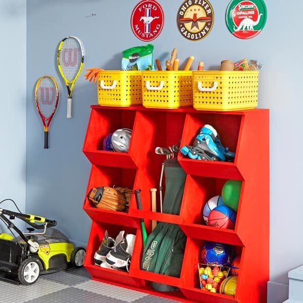 Oaktown Supply Toy Baby Blocks: 1.75? Large Wooden Blocks