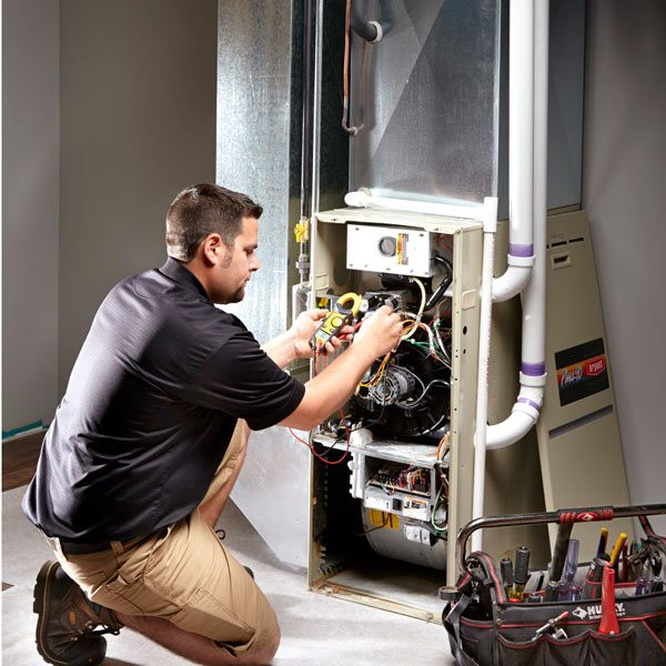 cooling fans wiring diagram components 3 easy furnace repairs the family handyman  3 easy furnace repairs the family handyman