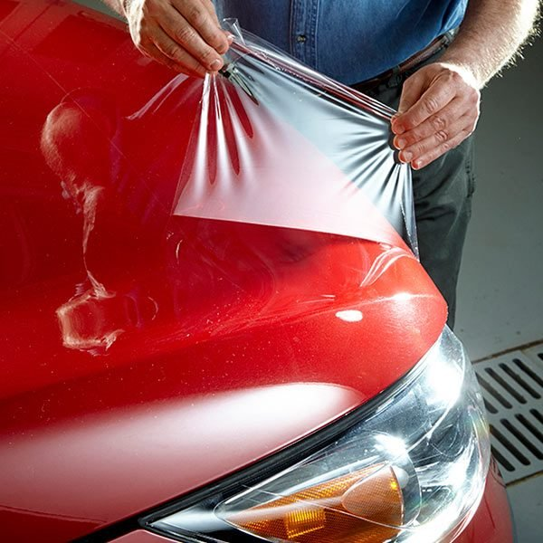 How To Apply Paint Protection Film The Family Handyman