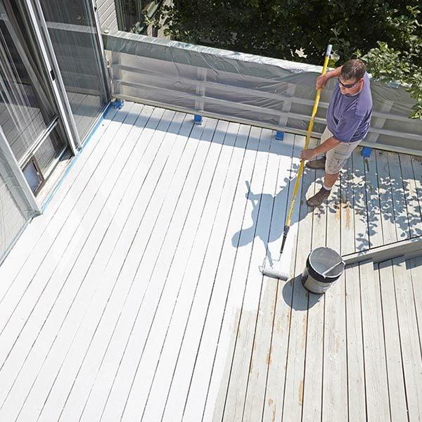 restore a deck the family handyman. Black Bedroom Furniture Sets. Home Design Ideas