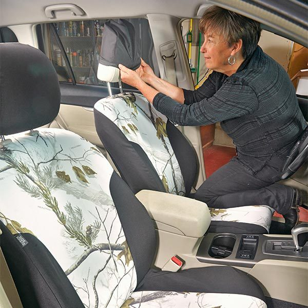 Spruce up Your Car: How to Install Seat Covers | The Family Handyman