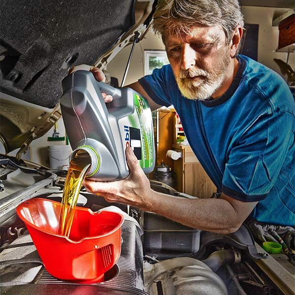 What does motor oil do the family handyman for What does motor oil do
