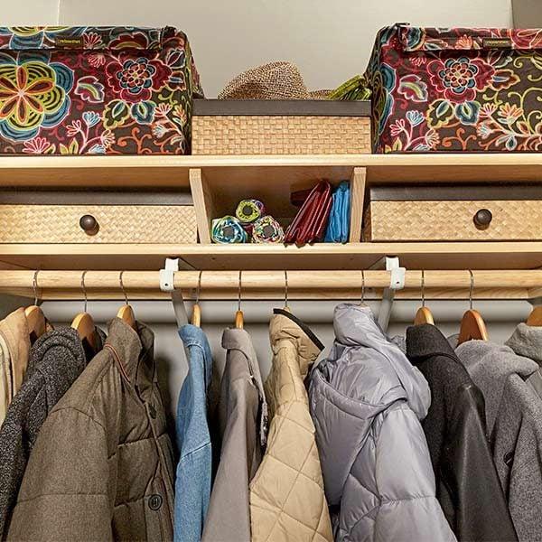Closet Organizers: Storage   The Family Handyman