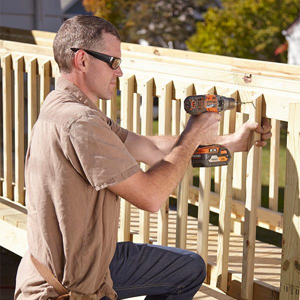 The Family Handyman The Family: How To Build A Wheelchair Ramp