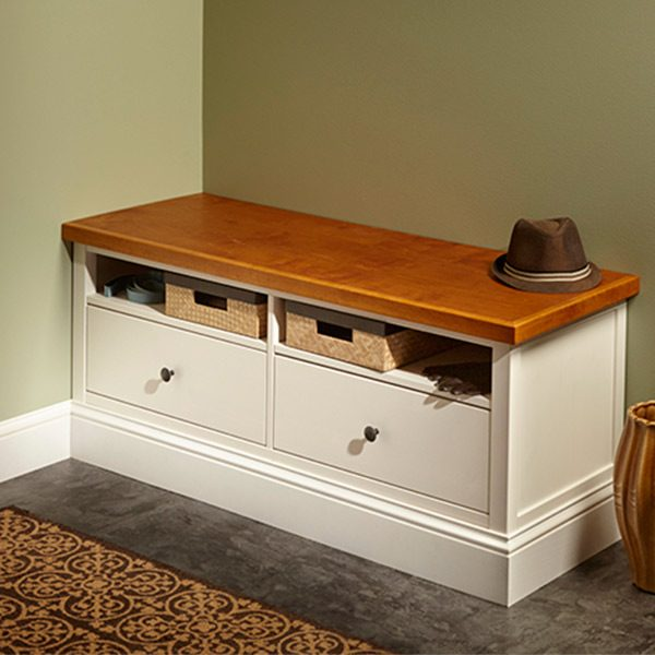 ikea hemnes hack built in bench the family handyman. Black Bedroom Furniture Sets. Home Design Ideas