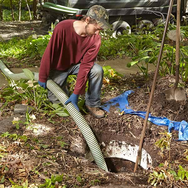 How A Septic Tank Works The Family Handyman