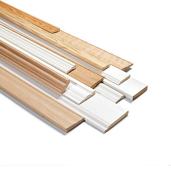 Buying guide interior wood trim the family handyman for Interior wood trim profiles