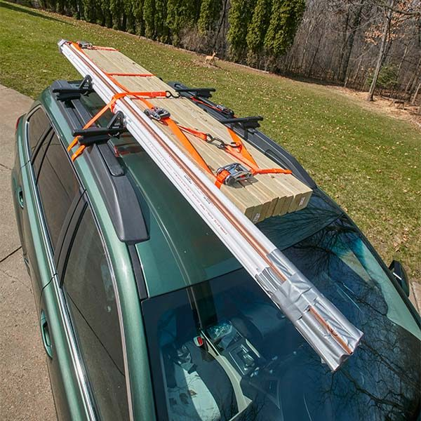 Hack Your Car Top Carrier Loading Tips And Safety Smarts