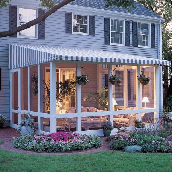 How to Build a Screened In Patio | The Family Handyman