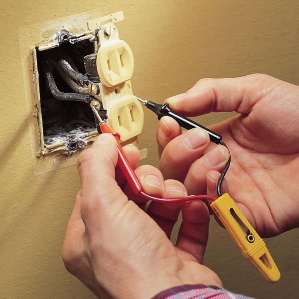 how to make two prong outlets safer the family handyman how to make two prong outlets safer