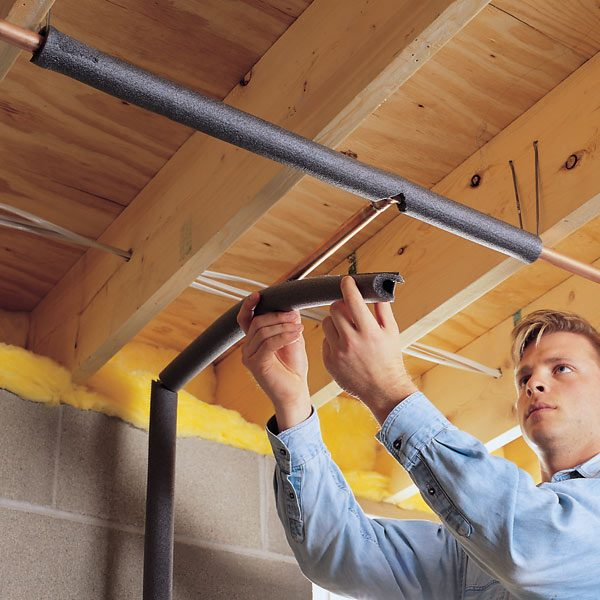 How To Fix Sweating Pipes The Family Handyman