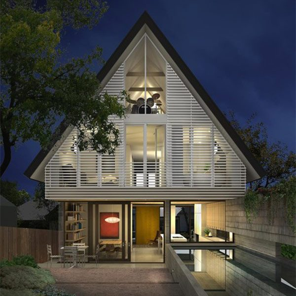 Know your house what kind of roof do you have the family handyman - Small attic house plans ...