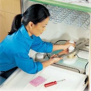 how to fix my dishwasher