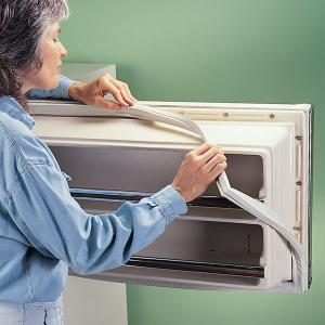 How to Replace a Refrigerator Door Gasket