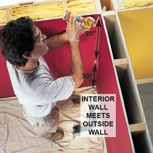 Removing Mold From Walls The Family Handyman