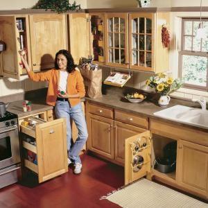 Underneath Kitchen Sink Organization