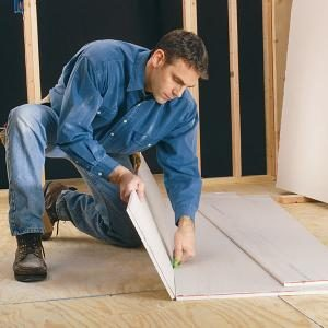 Master the Basics of Drywall: Cutting Drywall