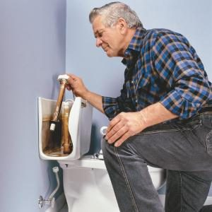How To Fix A Running Toilet The Family Handyman