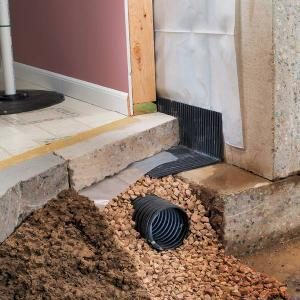 Drying a Wet Basement