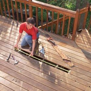 Repairing Decks and Railings